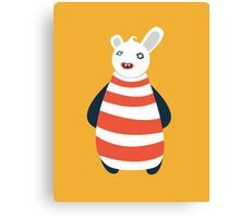 Looby Canvas Print