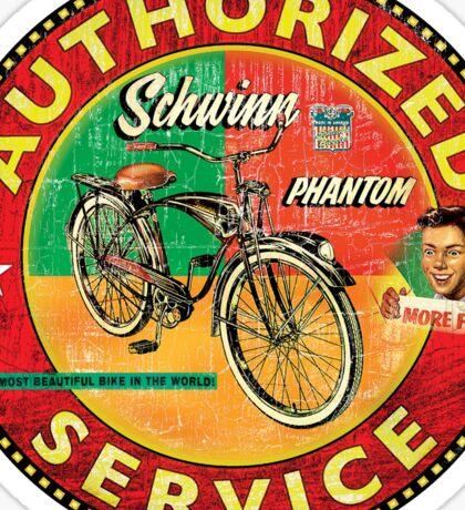 Schwinn _Phantom Bicycles USA Sticker