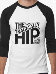 tragically hip  Men's Baseball ¾ T-Shirt