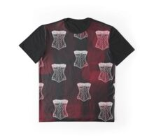 Corset pattern Graphic T-Shirt