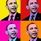 Obama by Declan Carr