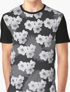 Narcissus patern 2 Graphic T-Shirt