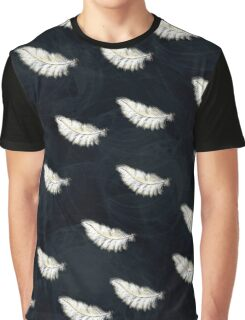 Goose feather Graphic T-Shirt