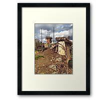 Sago No. 48 Framed Print
