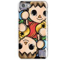 Boy Villager iPhone Case/Skin