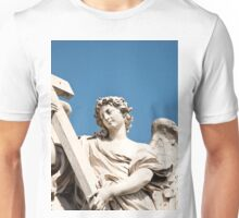 Angel with the Cross Unisex T-Shirt