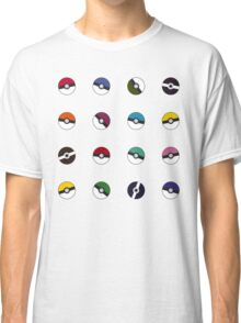 Pocket Balls Classic T-Shirt