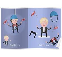 Lets Dress...Boris Johnson No.1 Poster