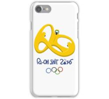 Rio Olympics iPhone Case/Skin