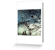 Prater, Wien Greeting Card