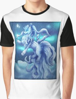 Pokemon Alola Form Ninetales Graphic T-Shirt