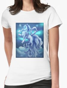 Pokemon Alola Form Ninetales Womens Fitted T-Shirt