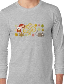 Autumn Is Comming Long Sleeve T-Shirt
