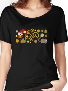 Autumn Is Comming Women's Relaxed Fit T-Shirt