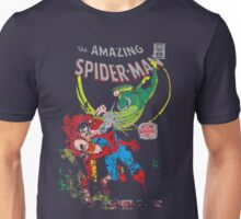 Spider-Man vs Vulture & Kraven The Hunter Unisex T-Shirt