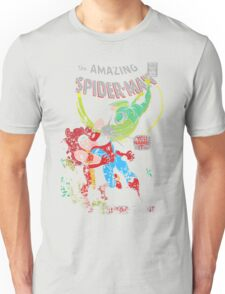 Spider-Man vs Vulture & Kraven The Hunter Unisex T-Shirt