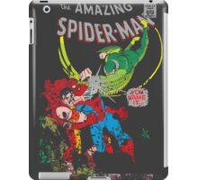 Spider-Man vs Vulture & Kraven The Hunter iPad Case/Skin