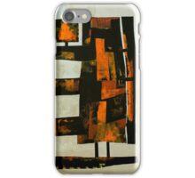 Offenes Zeitfenster  iPhone Case/Skin