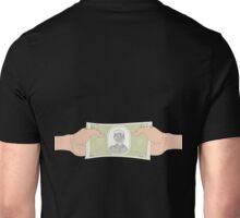 money obsessed world Unisex T-Shirt
