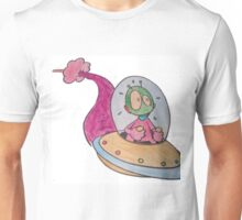 Extra terrestrial  Unisex T-Shirt