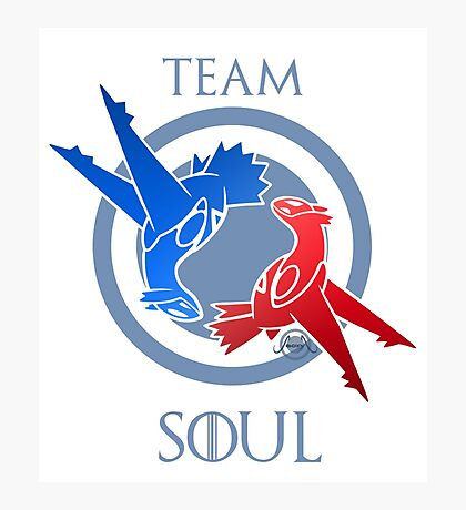 Team Soul Photographic Print