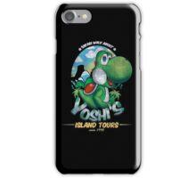 YOSHI'S ISLAND TOURS ! iPhone Case/Skin