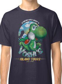 YOSHI'S ISLAND TOURS ! Classic T-Shirt