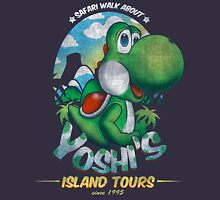 YOSHI'S ISLAND TOURS ! Unisex T-Shirt