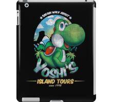 YOSHI'S ISLAND TOURS ! iPad Case/Skin