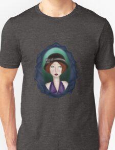 1920s Girl Unisex T-Shirt