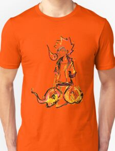 Dreamland - Terrence on fire Unisex T-Shirt