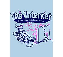 The Internet Photographic Print