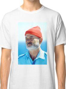 Bill Murray as Steve Zissou  Classic T-Shirt