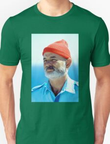 Bill Murray as Steve Zissou  T-Shirt