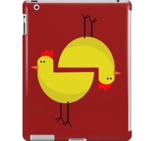 RED CHICKEN  iPad Case/Skin