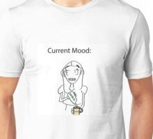 current mood Unisex T-Shirt