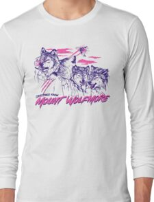 Mount Wolfmore Long Sleeve T-Shirt