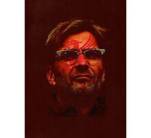 Jurgen Klopp Liverpool FC Photographic Print
