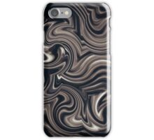 marbled woods iPhone Case/Skin