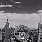 """View"" of New York by JMChown"