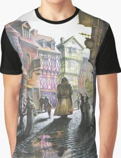 Diagon Alley Graphic T-Shirt