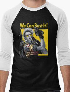 Bust it!!! Men's Baseball ¾ T-Shirt