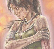 Miss Croft by Jade Jones