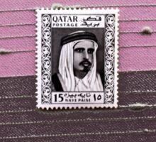 stamp Sticker