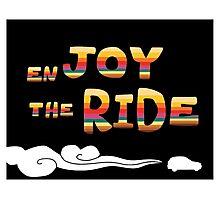 enjoy the ride #2 Photographic Print