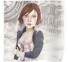 Columbia's Elizabeth Poster