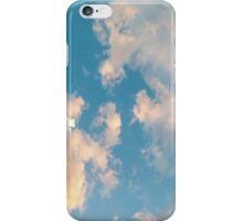 clouds. iPhone Case/Skin