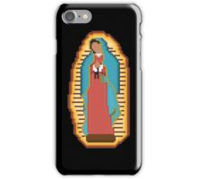 Guadalupe Pixel  iPhone Case/Skin
