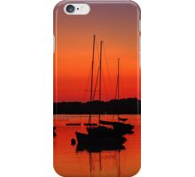 Sailors' delight iPhone Case/Skin
