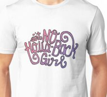 Holla Back Unisex T-Shirt